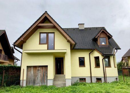 Na predaj rozostavaný rodinný dom Veľká Lomnica okr. Kežmarok
