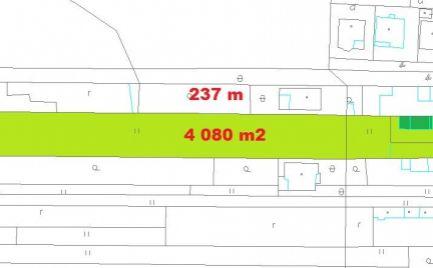 ZĽAVA - Rodinný dom, s veľkým pozemkom 4 080 m2, 6 km od Banskej Bystrice – cena 157 000€