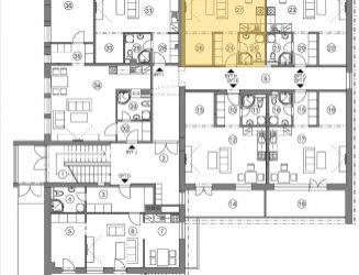 Na predaj 1 izbový byt P1H, v novom projekte