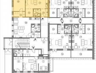 Na predaj 1 izbový byt P1I, v novom projekte