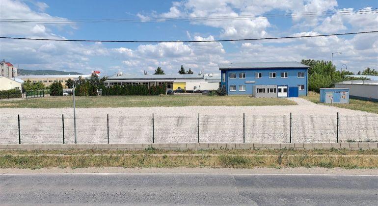 Pozemok v priemyseľnej zóne - Rybničná ul. - Vajnory