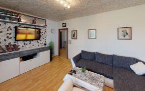 Na predaj 3-izbový byt v Tn, Juh, ul. T. Vansovej. Byt o rozlohe 68 m2