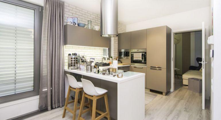 3 izbový byt s terasou v novostavbe Strážnická ulica, Bratislava - Staré Mesto