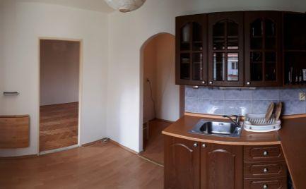 Na predaj 1-izbový byt na Uhlisku