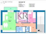 Novostavba 3 izb. bytu 3.1 v Trstiaciach s parkovaním na predaj