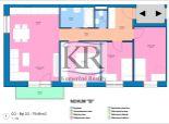 Novostavba 3 izb. bytu 3.2 v Trstiaciach s parkovaním na predaj