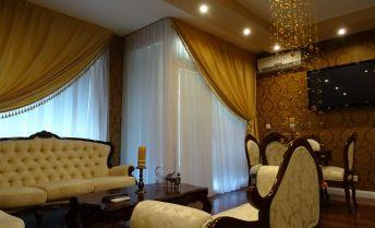 Ponúkame Vám na predaj  LUXUSNÝ 3 izbový byt v  Šamoríne, v NOVOSTAVBE s parkovacím státím.