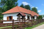 MAĎARSKO - BASKO 2 IZBOVÁ TOP CHALUPA, KUCHYŇA, KÚPEĽŇA, POZEMOK 334 M2.