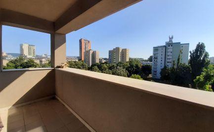 PRENÁJOM 3,5 izbový veľký byt NOVOSTAVBA Bratislava Ružinov Miletičova EXPIS REAL
