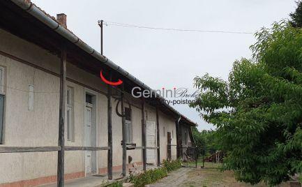 GEMINIBROKER Vám ponúka na predaj dom v obci Alsóregmec
