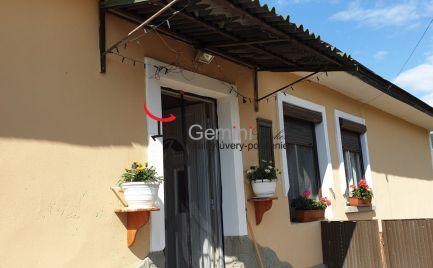 GEMINIBROKER Vám ponúka na predaj dom v obci Gönc
