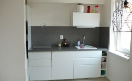 Nový 2-izbový byt na predaj s balkónom v Šamoríne