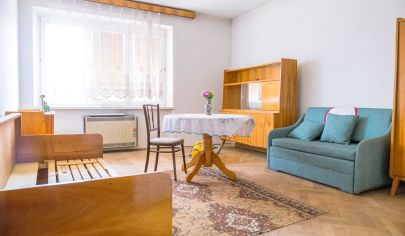 Byt 3+1 (85 m2) s garážou a záhradou Sp. Nová Ves