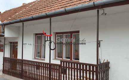 GEMINIBROKER Vám ponúka na predaj dom v Pálháza - len 40km od Košíc