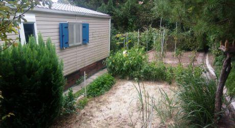 Mobilný dom s krásnou záhradou v nádhernom prostredí pod Devínskou kobylou je na predaj