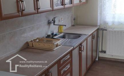 3-izbový byt na Čučmianskej ulici v Rožňave