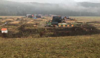 Valčianská dolina okr. Martin - pozemok v rekreačnej oblasti .