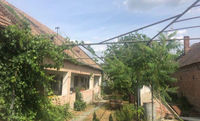 PREDAJ - vidiecky rodinný dom v obci Veľký Grob 9 km od Senca