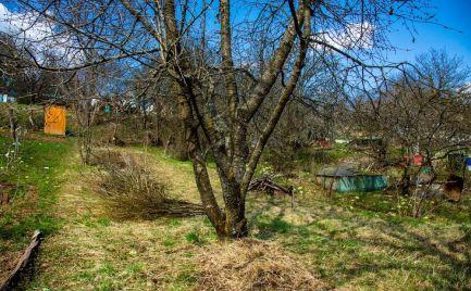 Zľava - Záhrada s pozemkom 538 m2 a záhradnou chatkou, Banská Bystrica – 11 500€