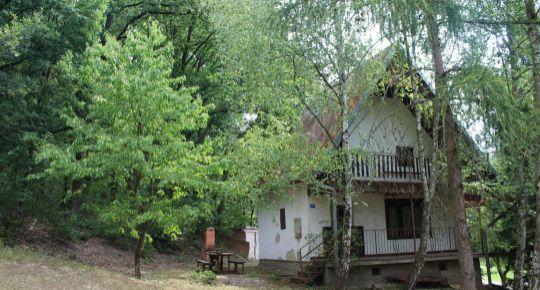 Predaj rekreačnej chaty pri vodnej nádrži Ružiná