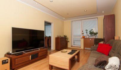 REZERVOVANÉ APEX reality ponúka PRIESRANNÝ 2 izbový byt po rekonštrukcii so zariadením, M. Bela Hlohovec