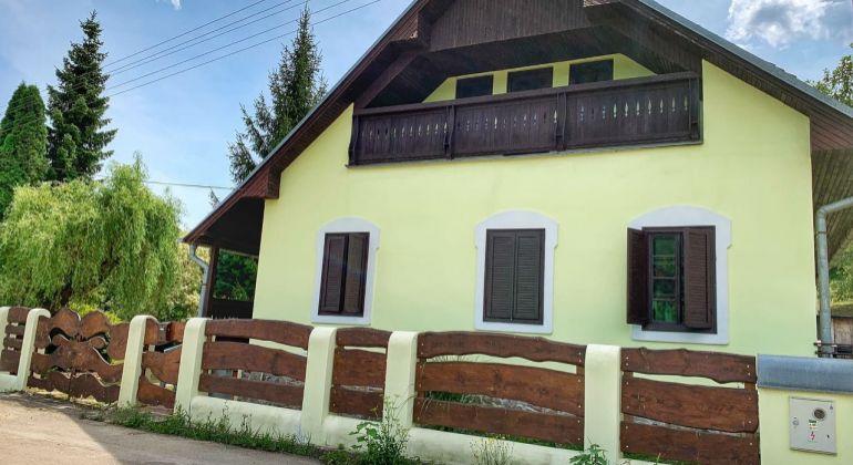 Na predaj RD/chalupa s rozsiahlým pozemkom v obci Dubnička