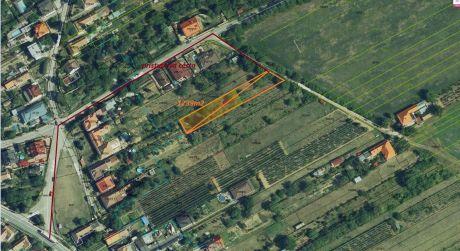 Ideálny stavebný pozemok pre RD vo Viničnom je na predaj - 1239m2