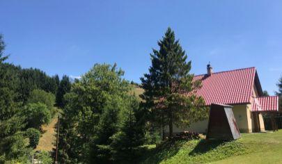 Lysá pod Makytou rodinný dom 4080m2, okres Púchov