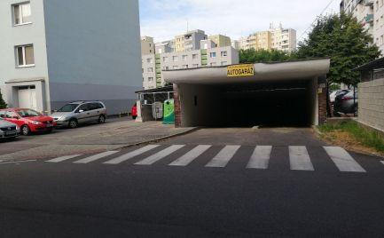 AOA Real – garážové státie, elektrická brána, kamerový systém, Ondavská ul., Ružinov