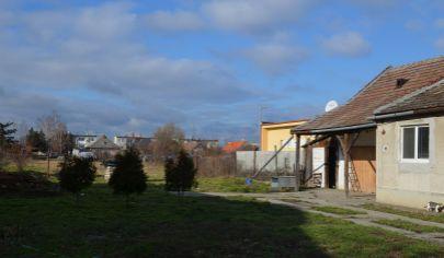 Výborný pozemok vhodný na investíciu na výstavbu RD alebo bytového domu