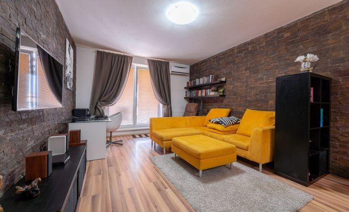 Na predaj 2 izbový veľkometrážny byt na Budatínskej ulici v Petržalke