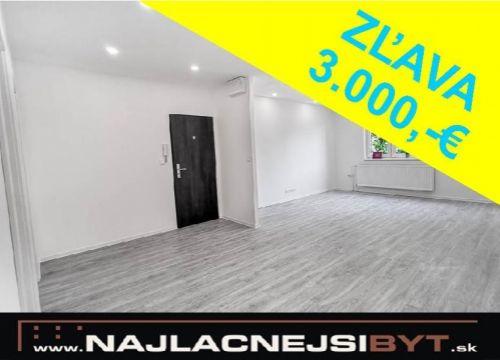 Najlacnejsibyt.sk: BAV - Petržalka, Macharova ul., 4-izbový, 86,97 m2, kompletná rekonštrukcia júl 2019