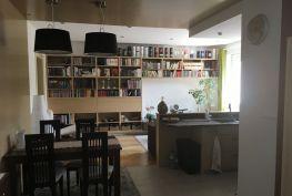 Prenájom - veľký, pekný, zariadený 3 izbový byt po kompletnej rekonštrukcii, Bratislava-Staré Mesto, Björnsonova ulica