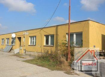 Kancelárske / skladovacie / ubytovacie priestory na prenájom Sereď Bratislavská cesta (bývalé SMP)