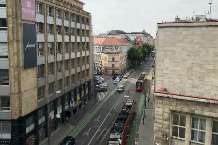 IMPEREAL - Prenájom - kancelárske priestory 17,6 m2 , 6.p.v budove LUXOR, Štúrova ul., Bratislava I,
