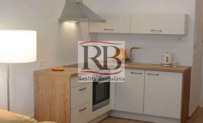 1 izbový byt v novej bytovej zástavbe Nový Ružinov
