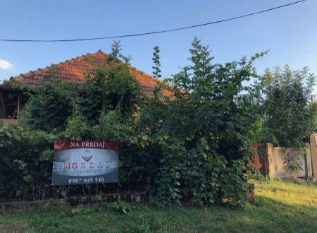 Rodinný dom Blesovce / VYPLATENA ZALOHA