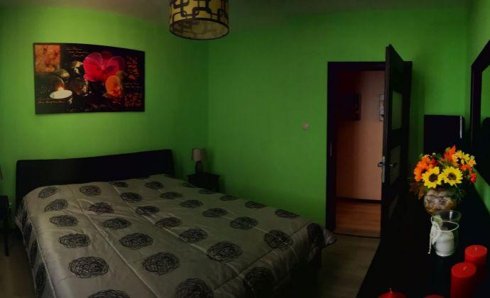 Iba u nás! 3,5 izbový byt na Klokočine-ANI malovať, LEN nasťahovať!