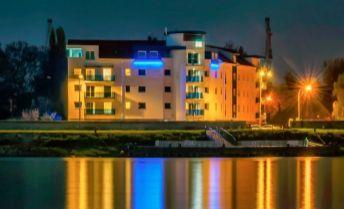 investičná príležitosť - luxusný 2-izbový byt vobytnom dome Duna1 vKomárne