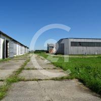 Skladovacie, Rastislavice, 3193 m², Čiastočná rekonštrukcia