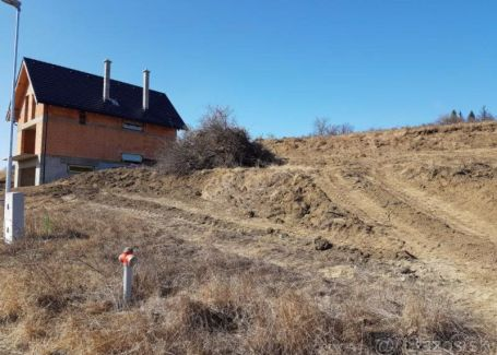 DELTA - Slnečné tri stavebné pozemky na predaj Poprad - Gánovce