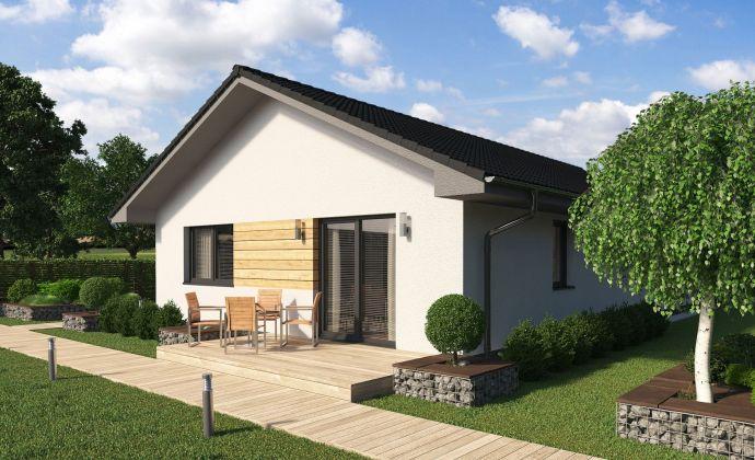 ***TOP PONUKA*** Rodinný dom ALBERO-1 s pozemkom 489 m2 v obci Voderady