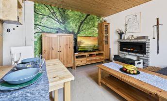2 izbový byt s pracovňou , 62,35m2, Bratislava, Ružinov. V tomto byte sa budete cítiť, akoby ste bývali v dome.