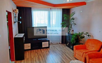 Na predaj 3-izbový byt na ulici Nábrežná