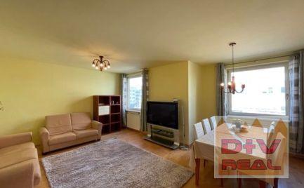 D+V real ponúka na prenájom: 4 izbový byt, Vajnorská ulica, ICT, pri Poluse, dva balkóny, garážové státie