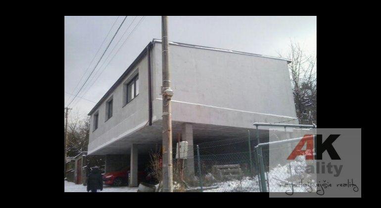 Predaj dom Bratislava-Záhorská Bystrica, Podkerepušky