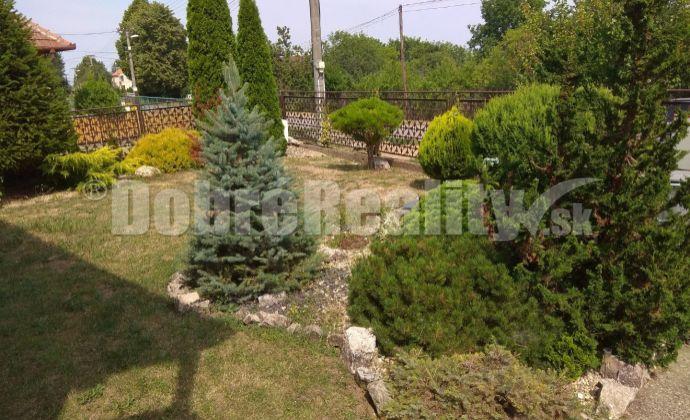 Dvojgeneračný rodinný dom v Radave, exkluzívna ponuka