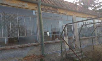 Stavebný pozemok v Branove