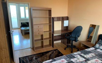 NA PREDAJ svetlý, priestranný 3 izbový byt s loggiou Lotyšská ul. Podunajské Biskupice
