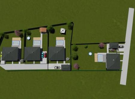 Pozemky na výstavbu domov Čermany